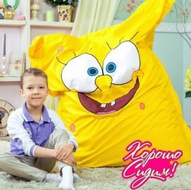 Кресло мешок Kids детские