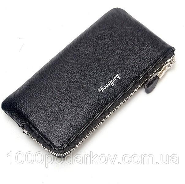Клатч портмоне Baellerry черный C5505_Black, фото 1