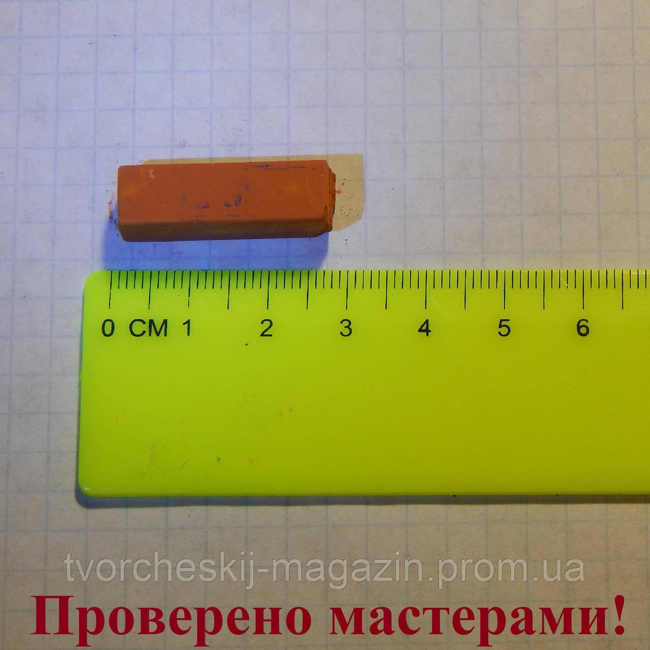 Пастель сухая мягкая MUNGYO 1/2 охра жженая