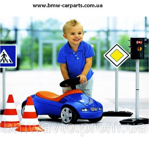 Набор из четырех пластиковых конусов BMW, коллекция игрушек для детей, фото 2