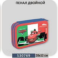 """Пенал 1 Вересня №530769 """"Тачки""""  Артикул: 138492    Цена розн: 169.00 грн. Цена опт: 135.00 грн."""