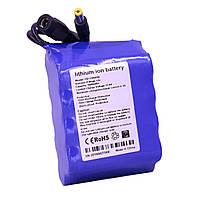 Литий ионный аккумулятор 12 В с ёмкостью 6.6 А*ч универсальный (YABO-1206600)