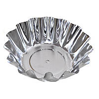 Формочки для выпечки кексов металл 13см