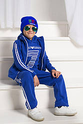 Детский спортивный костюм тройка, мальчик+девочка