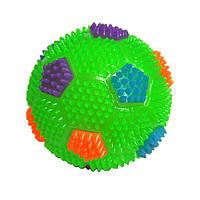 Мячик попрыгун светящийся Soace ball