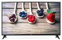Телевизор LG 43LJ614v (PMI 1000 Гц,Full HD, Smart TV, Wi-Fi, Virtual Surround Plus2.0 20Вт)