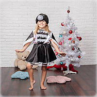 """Новорічний костюм на дівчинку """" Сорока """", фото 1"""