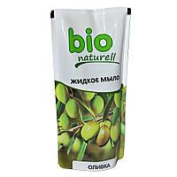 Крем-мыло Bio naturell оливка 500мл