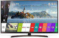 Телевизор LG 49UJ635v (PMI 1600 Гц, 4K Ultra HD, Smart TV, Wi-Fi, активный HDR, Ultra Surround 2.0 20Вт)