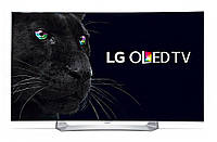 Телевизор LG 55EG910v (1000Гц, Full HD, Smart, Wi-Fi, 3D, Magic Remote, изогнутый экран)