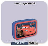 """Пенал 1 Вересня №530777 """"Тачки""""  Артикул: 138496  Цена розн: 169.00 грн. Цена опт: 135.00 грн."""