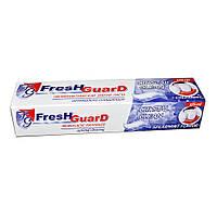 Зубная паста Fresh Guard CRYSTAL CLEAN оптимальное очищение 125мл