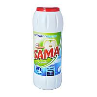 Средство чистящее сухое SAMA яблоко 500г