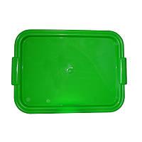 Разнос прямоугольный пластиковый Гемопласт