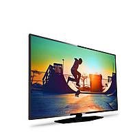 Телевизор Philips 43PUS6162 (PPI 700Гц, 4KUltraHD, Smart, Pixel Plus Ultra HD, Micro Dimming, DVB-С/T2/S2)