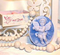 "Подарочное мыло ""Амур"" (арт. MS-002)"