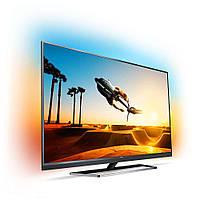 Телевизор Philips 65PUS7502 (PPI 2200Гц, 4KUltra HD, Smart, Quad Core, P5 Perfect Picture, DVB-С/T2/S2)