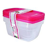 Контейнер универсальный 3х0,95л Econom-Box Ал-Пластик