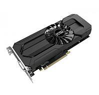Видеокарта GeForce GTX1060, Palit, StormX, 6Gb DDR5, 192-bit, DVI/HDMI/3xDP, 1708/8000 MHz (NE51060015J9-1061F)