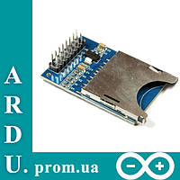 SD Card reader модуль для Arduino, ARM [#6-8], фото 1