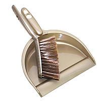 Комплект для уборки (совок и щетка)