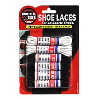 Шнурки обувные (набор 6 шт)