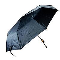 Зонт автомат мужской Feeling Rain черный Art: 468
