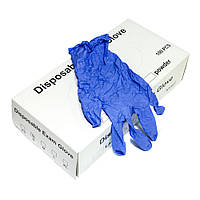 Перчатки нитриловые одноразовые (упаковка 100шт. S)