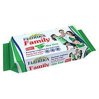 Салфетки влажные Florika Family 60шт. aloe vera