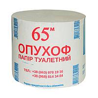 Туалетная бумага Опухов 65м