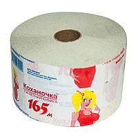 Туалетная бумага Коханочка 165 на гильзе