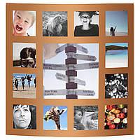 GUDBY, Рамка для 13 фотографий