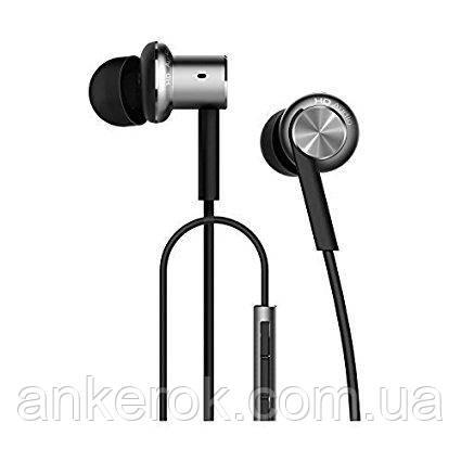 Наушники Xiaomi Mi In-Ear Headphones Pro HD Silver QTEJ02JY (Hybrid Pro, Three Drivers)