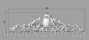 Горизонтальный декор 19 - 300х80 мм, фото 2