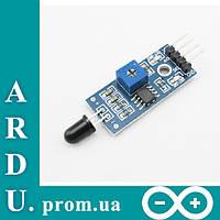 ИК датчик огня, пламени для Arduino [#4-4]