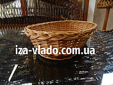 Хлебницы плетенные из лозы , фото 3