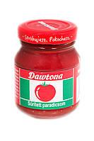 Томатная паста концентрированная DawtonaTomato Paste 80 г в стеклянной баночке
