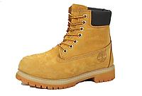 Зимние мужские ботинки Timberlan, на натуральном меху