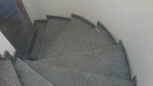 Облицовка лестницы, пгт Соленое (Днепропетровская область) 31