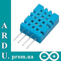 Датчик температуры и влажности Arduino DHT11 [#0-5], фото 1