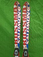 Salomon crossmax 140 см гірські лижі для карвінгу