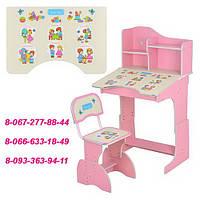 Детская парта Растишка HB 2071 UK-02-7***