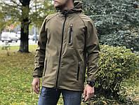 Куртка мембранная Max-SV Softshell (койот)