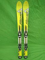 Fisher rc4 118 см гірські лижі для карвінгу