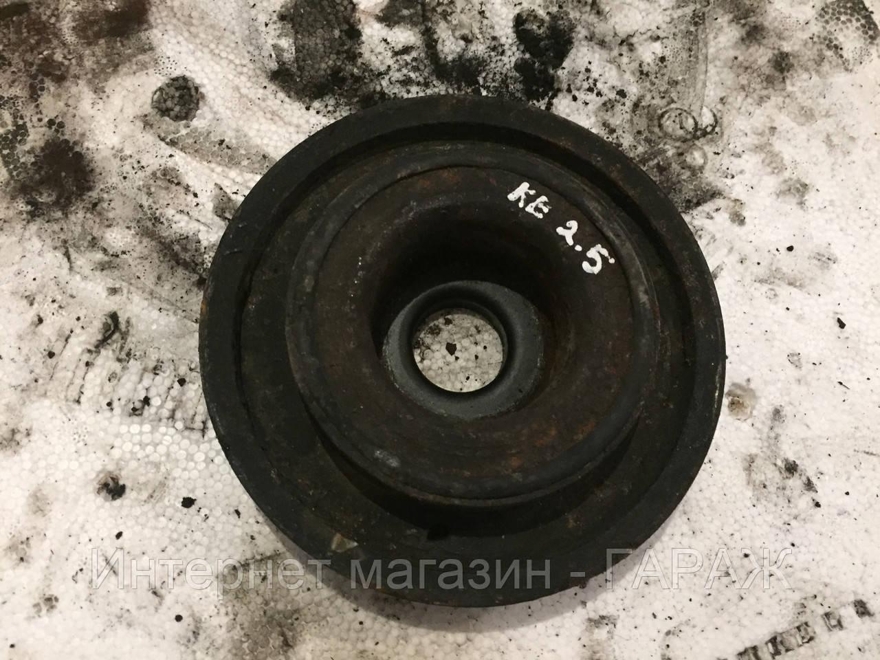 Шкив коленвала (без кондиционера) Renault Master II 2.2DCI / 2.5 DCI 1