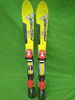 Fisher rc4 98 см дитячі гірські лижі