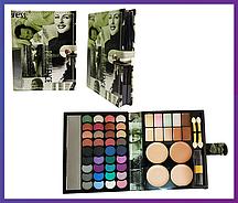 Набор Матовые Тени + корректор (консилер) MaXmaR Makeup Set Eyeshadow + Concealer