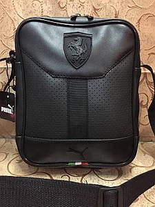 (23*18 Хорошее качество)Спортивные барсетка puma стильный Унисекс ОПТ Сумка для через плечо мужской женщины
