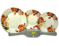 Набор тарелок 1110С Elina 18 предметов