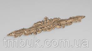 Горизонтальный декор 18 деревянная накладка - 300х63 мм, фото 2